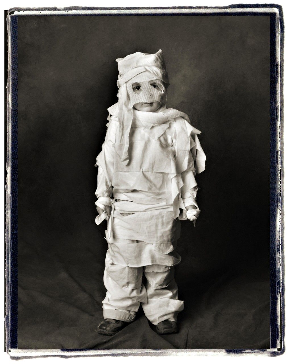 The Mummy, photograph (2005), $250