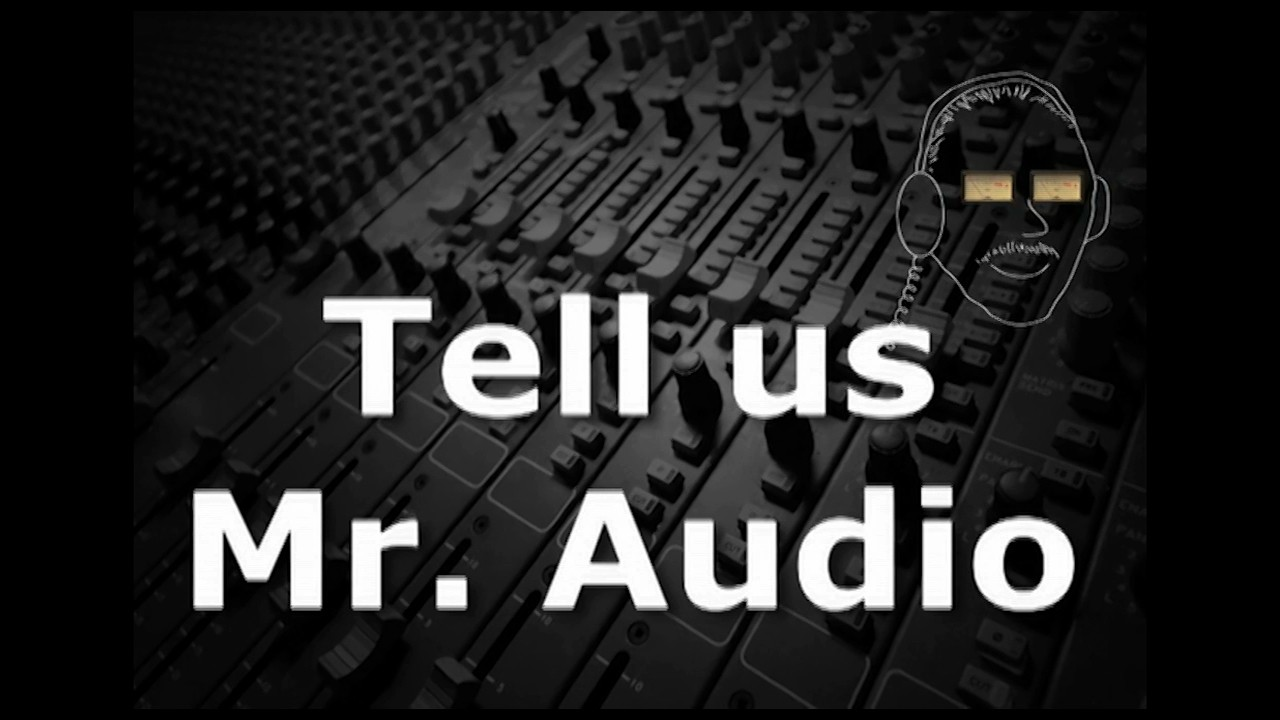 Mr. Audio Podcast Reel, video, 15:17 min (2011-2014) NFS