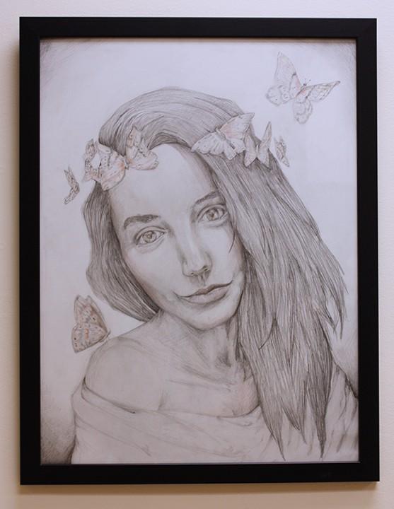 Amber Lanese - Self-Portraits
