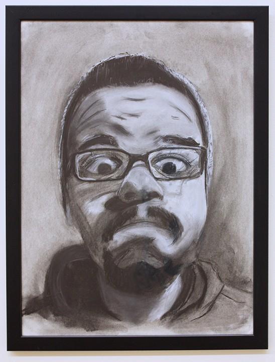 Jeremy McConnell - Self-Portraits