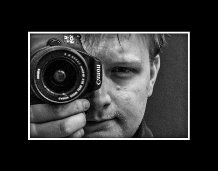 Jacob Gibbs - Self-Portraits