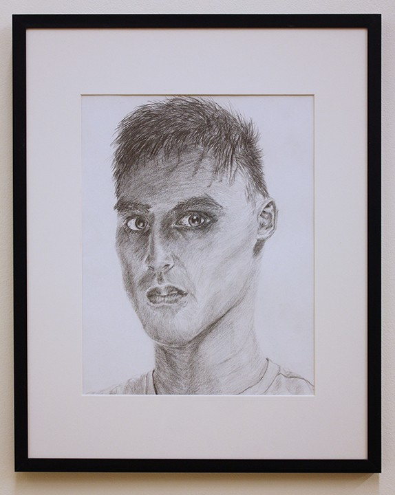 Tristan Behling - Self-Portraits