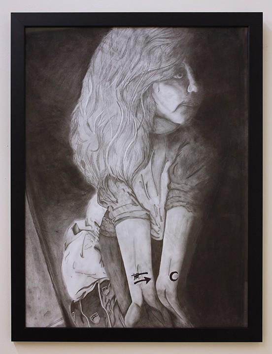 Michaela Dial - Self-Portraits