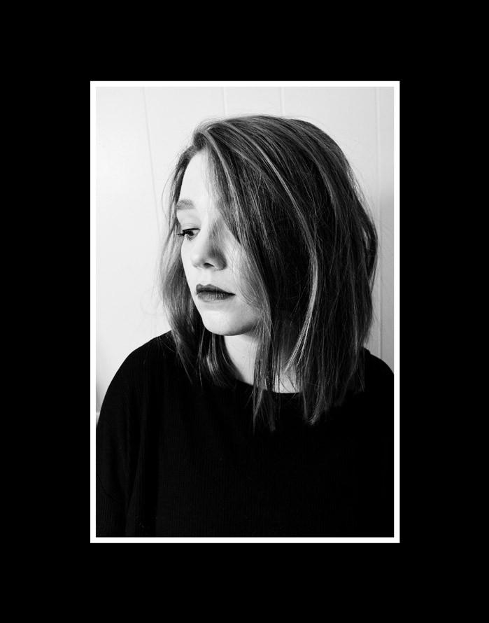 Abbey Geverd - Self-Portraits