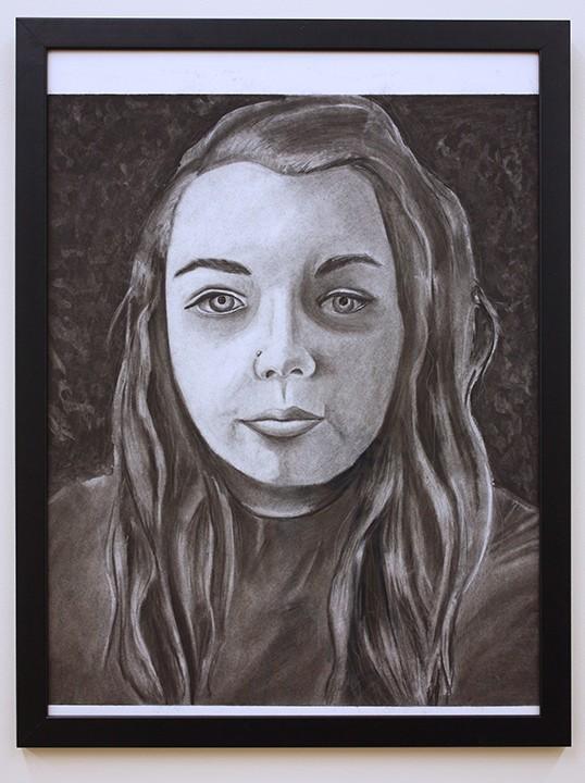 Kayla Turner - Self-Portraits