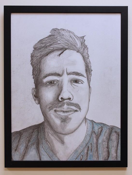 Ryan Fick - Self-Portraits