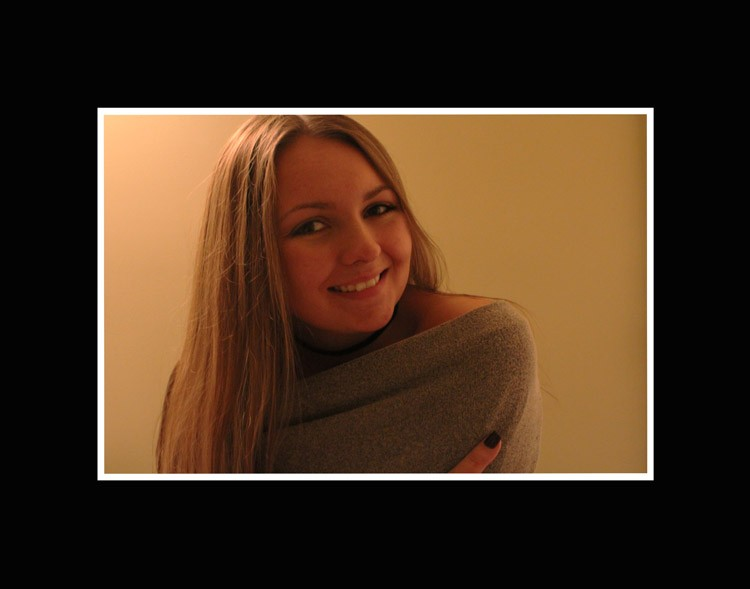 Lauren Johnson - Self-Portraits