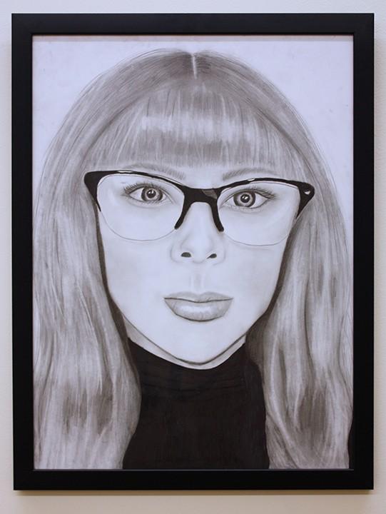 Felicia Head - Self-Portraits