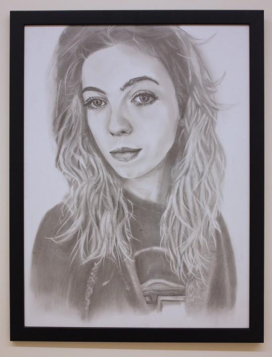 Kat Brown - Self-Portraits