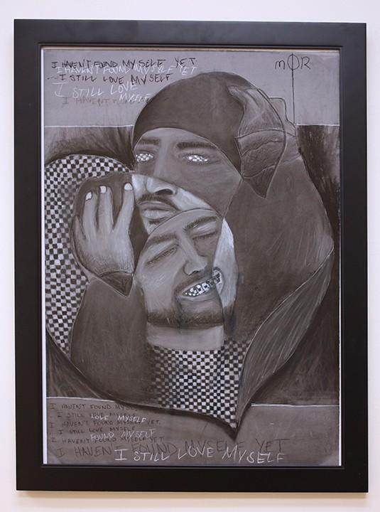 Mario Giallombardo - Self-Portraits