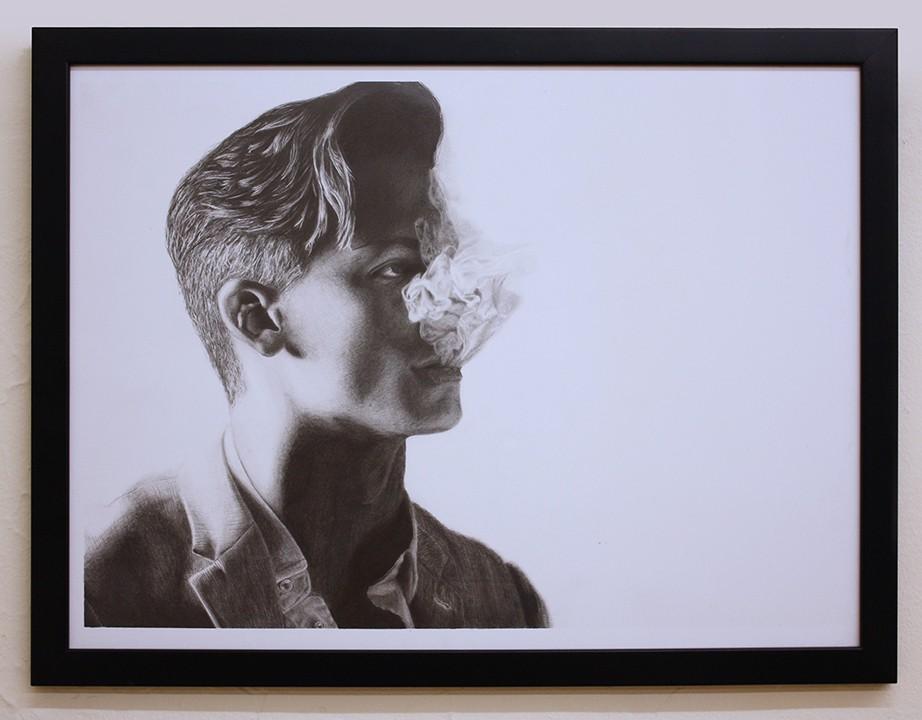 Cole Tibbs - Self-Portraits