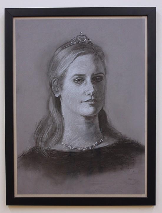 Emma Snyder - Self-Portraits