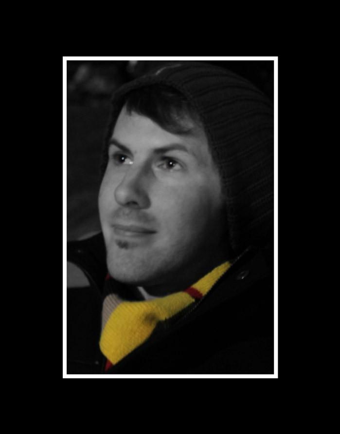 Nathan Hackman - Self-Portraits