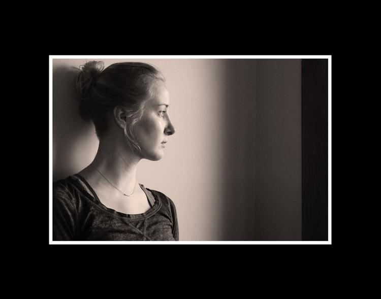 Hannah Ridge - Self-Portraits