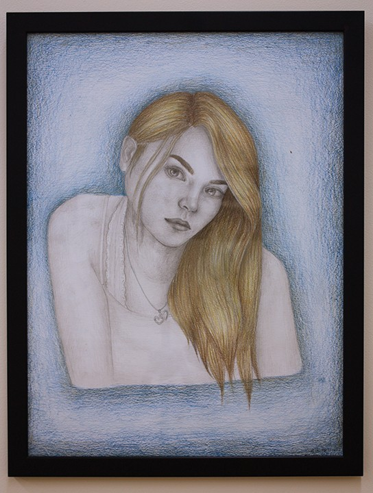 Kaitlin Stewart - Self-Portraits