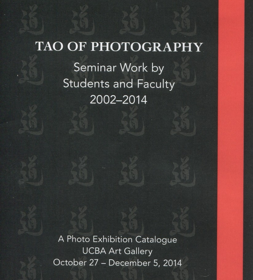 The Tao of Photography book cover