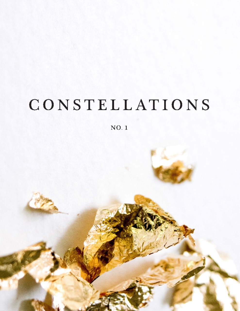 Constellations artwork by Abbey Geverdt