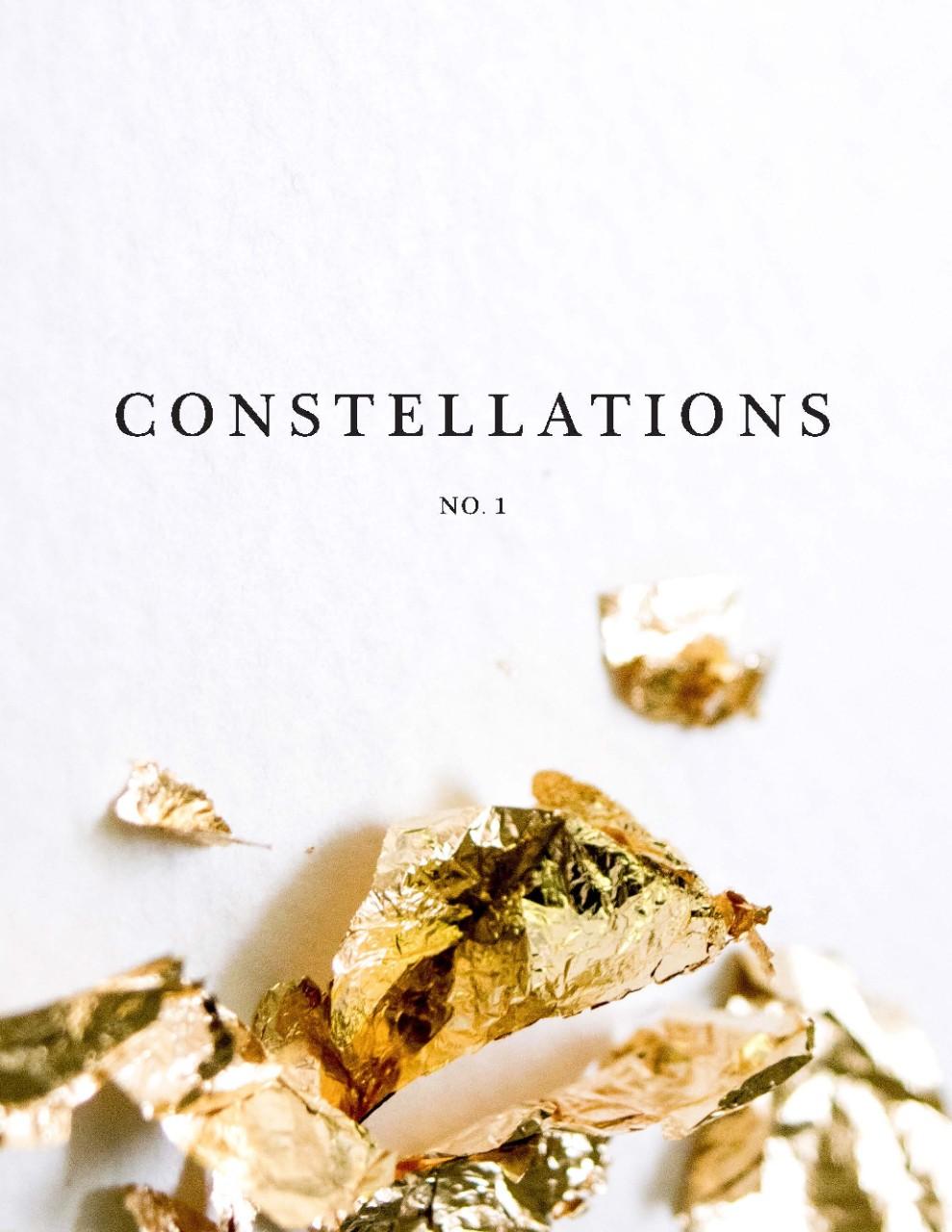 Constellations artwork by Abbey Geverdt