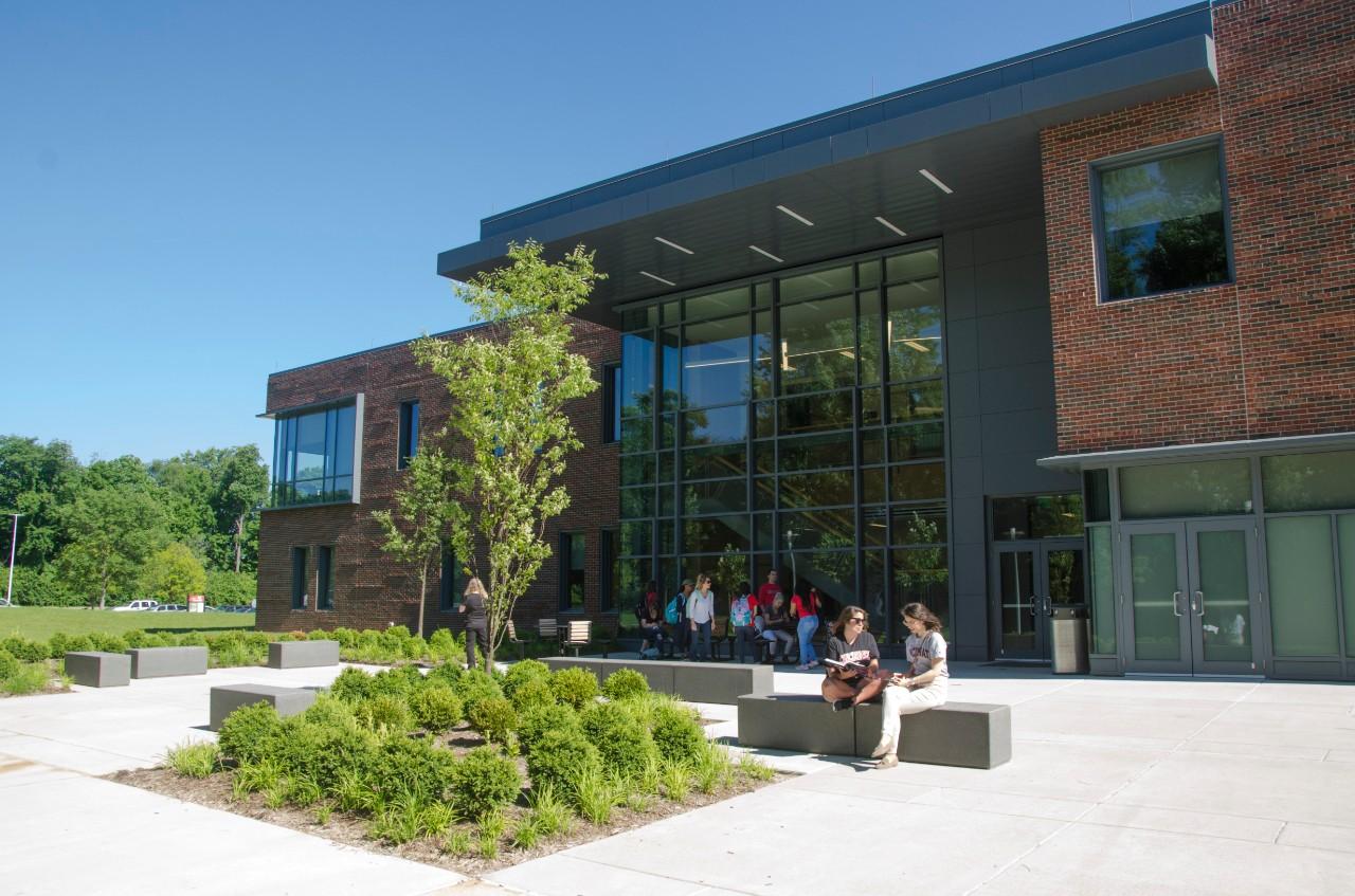 UC Blue Ash College, Progress Hall
