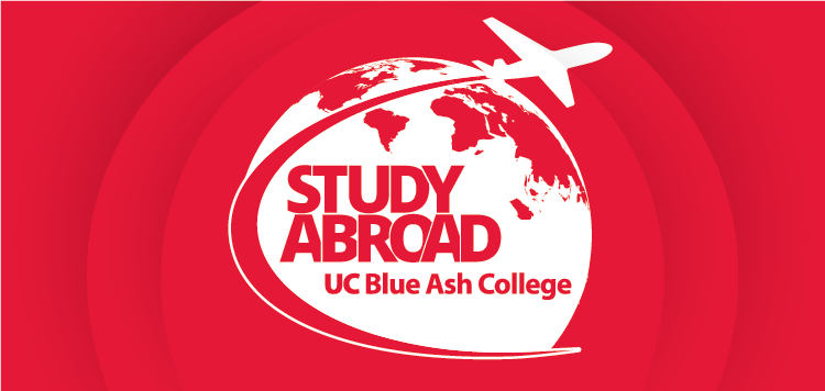 Study Abroad at UC Blue Ash College logo