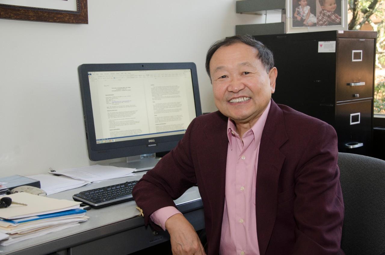 Dr. Shaorong Huang