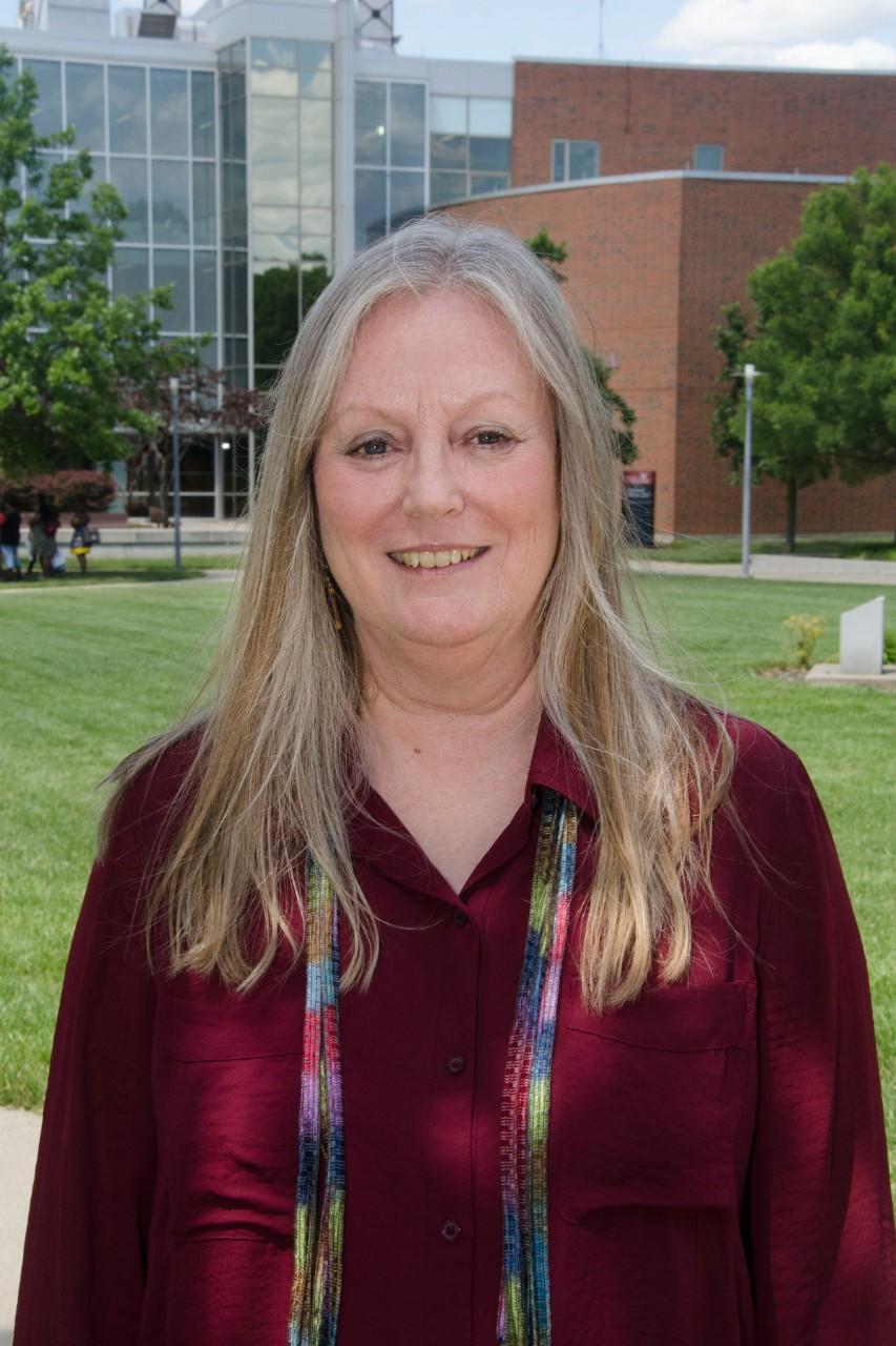 Rhonda Pettit at UC Blue Ash Campus