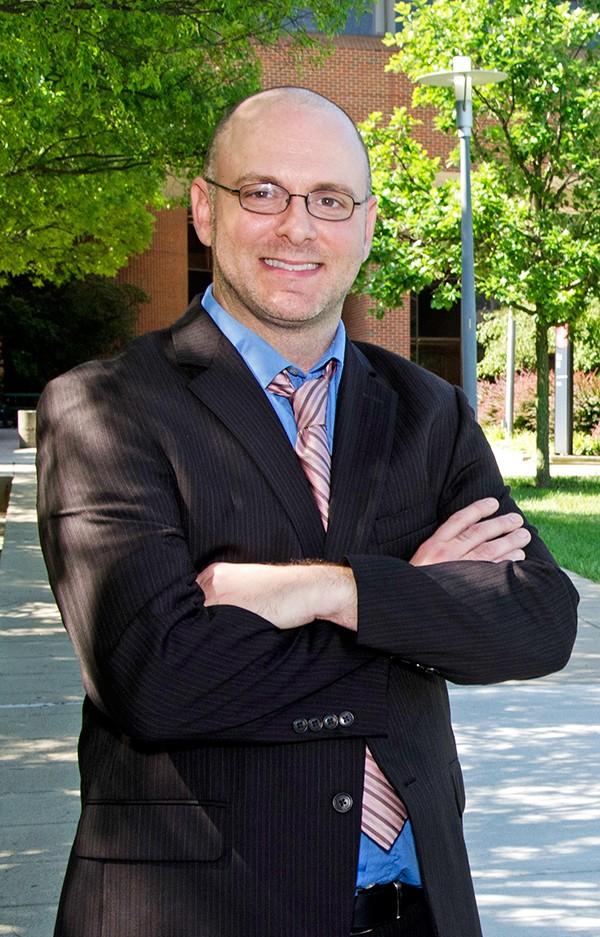 Professor Todd Callais