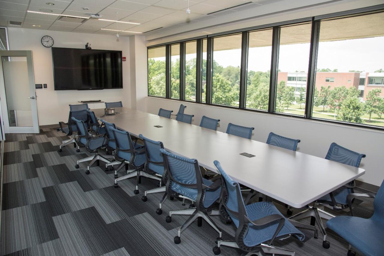 Muntz hall third floor conference room