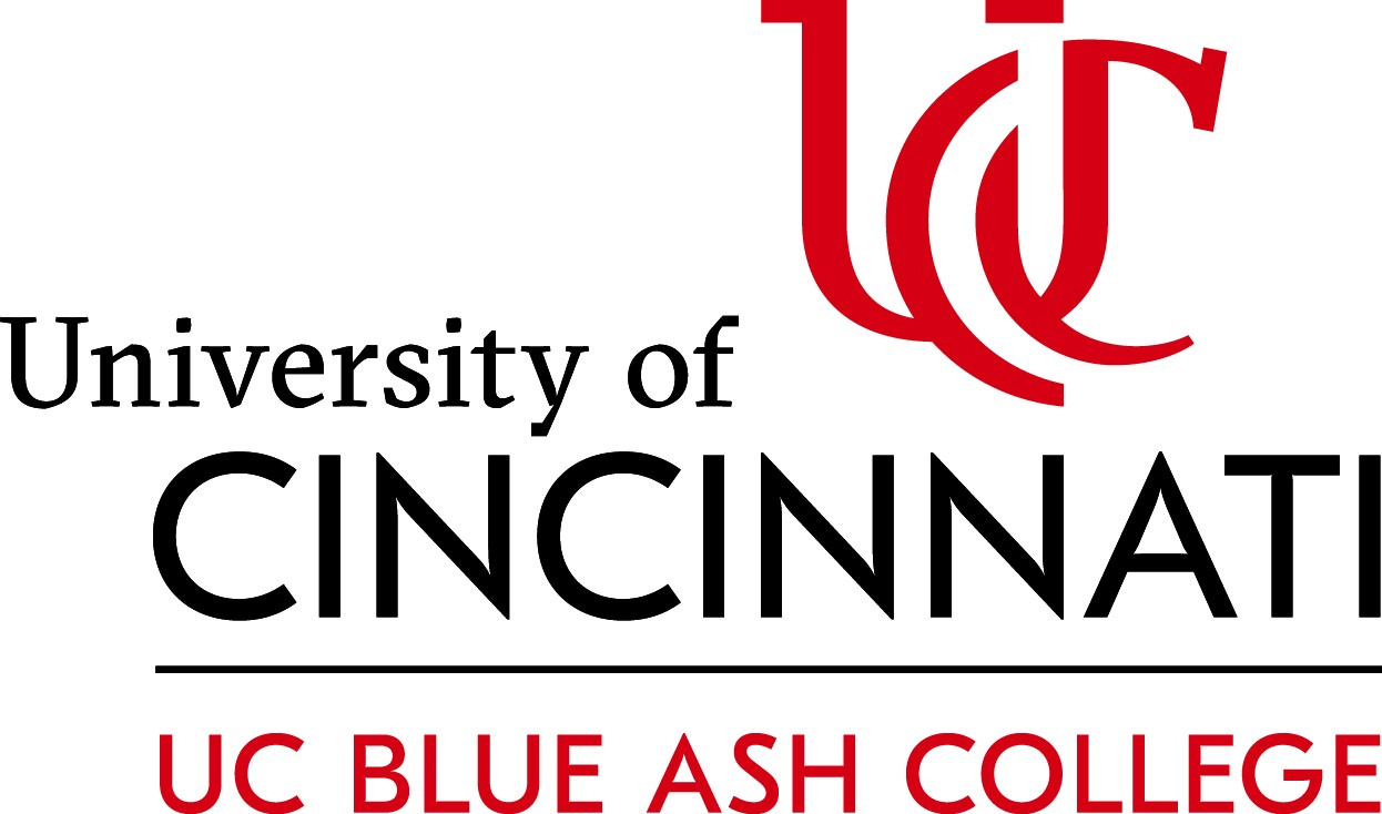 University of Cincinnati Blue Ash College logo