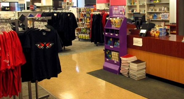 Campus Bookstore Uc Blue Ash College University Of Cincinnati