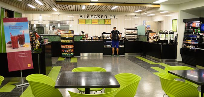 Bleecker Street Cafe